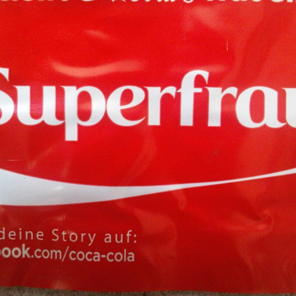 Will Superfrau zuviel?