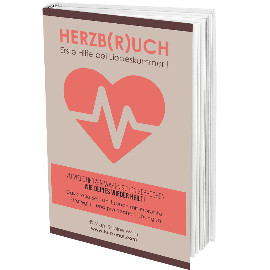 Herzbruch - Das Erste Hilfe Buch bei Liebeskummer